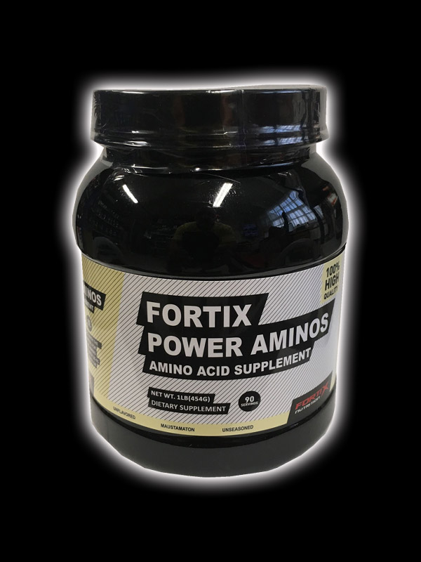 fortix power aminos